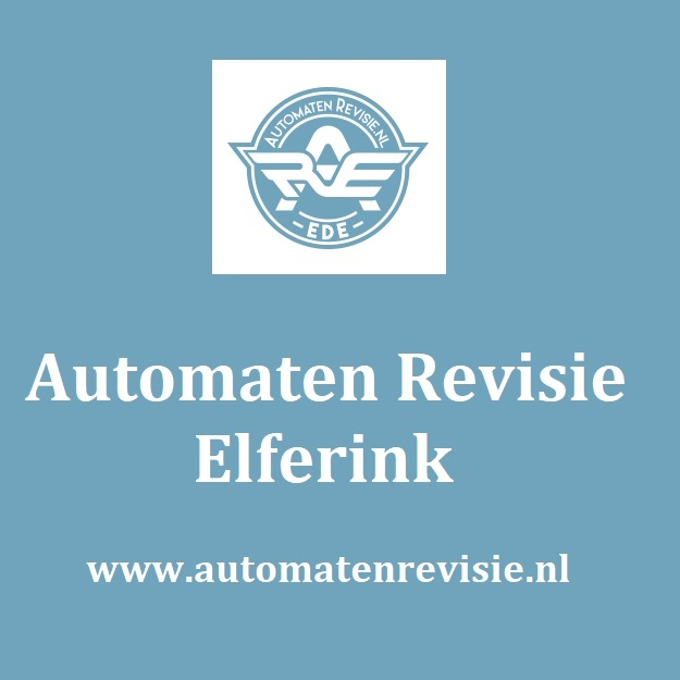 Automaten Revisie Elferink